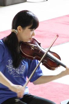 弦楽四重奏「N響メンバーとその仲間達」の方々