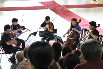 弦楽四重奏「N響メンバーとその仲間達」