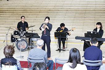 岩手大学くらむぼん Jazz Quartet
