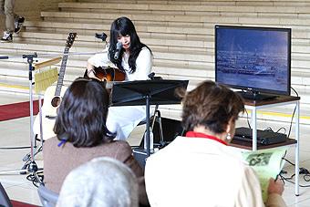 山田町出身 復興シンガーソングライター 光(ひかる)
