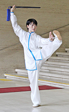 太極拳の舞