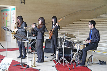 くらむぼん Jazz Quintet
